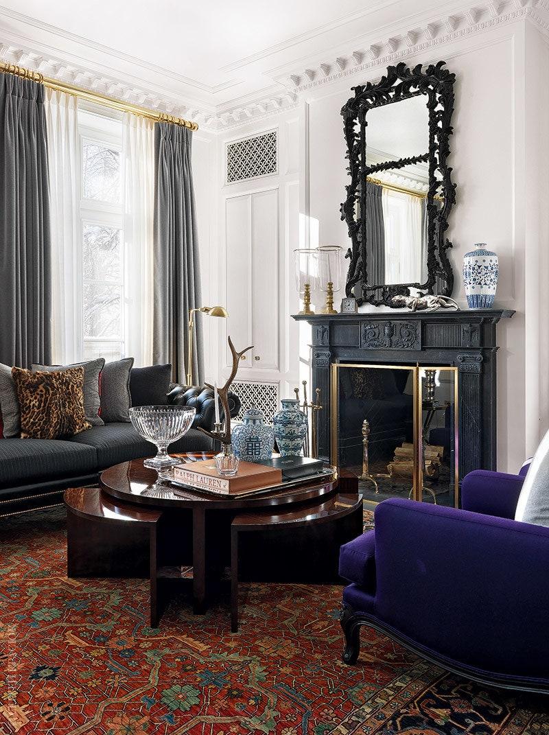 .   Duke  Bishopsgate o Heiress Club     Ralph Lauren Home.  Chesneys.
