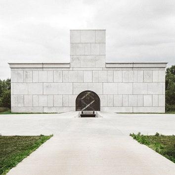 Фабрика-аббатство в Бельгии