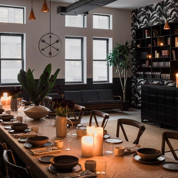 Закрытый клуб Habitas на Манхэттене