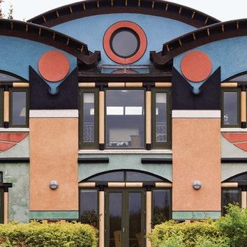 Архитектура постмодернизма в Великобритании