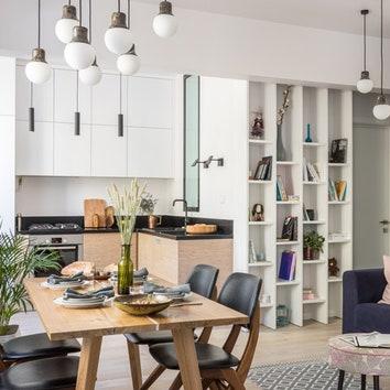 Квартира для молодой семьи в Москве, 51 м²