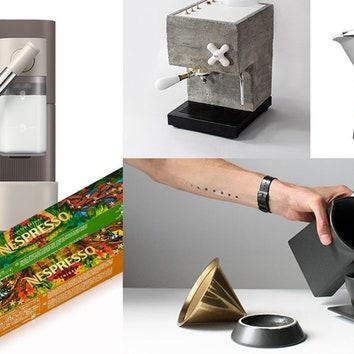 Новая коллекция от Nespresso и еще 5 способов пить кофе красиво