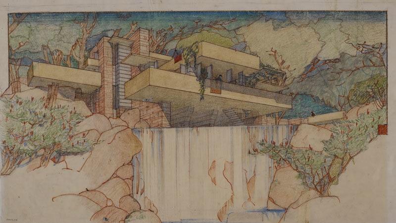 19341937. 2017 Frank Lloyd Wright Foundation Scottsdale AZ.