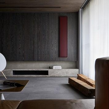 Квартира дзен в Тайбее