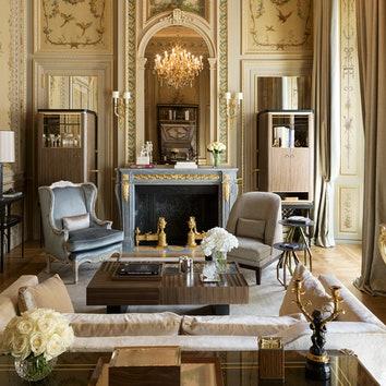 """Отель """"Крийон"""" в Париже"""