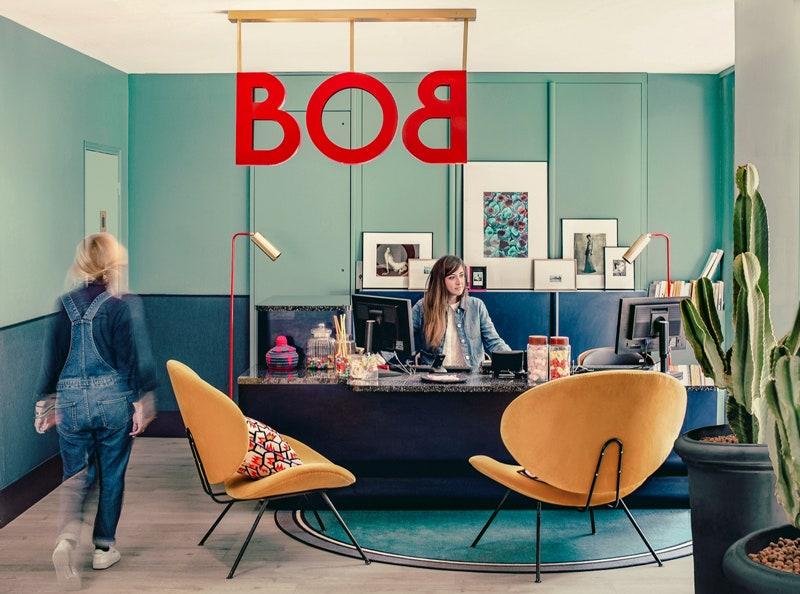 BOB       Elegance   Desjeux Delaye
