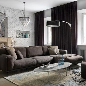 Квартира в Москве, 108 м²