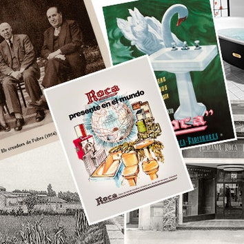 100 лет фабрике Roca