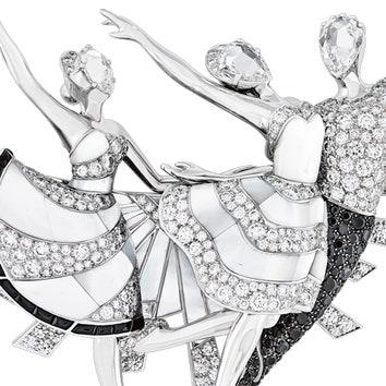 Балерины Van Cleef & Arpels