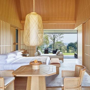 Курорт Amanemu в Японии