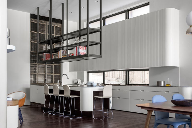 The New Twin Peaks       Luigi Rosselli Architects