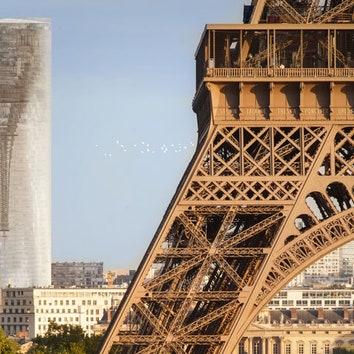 """""""Миражная"""" реконструкция башни Монпарнас в Париже"""