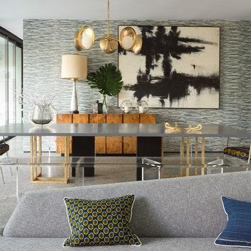 Дом по дизайну Жана-Луи Денио в Майами, 430 м²