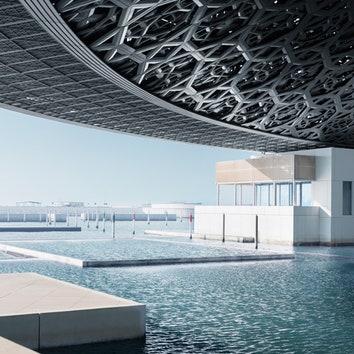Лувр Абу-Даби по проекту Жана Нувеля объявил дату открытия