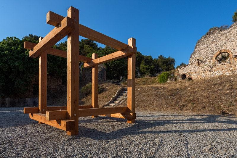 PavillonSkulptur II  .