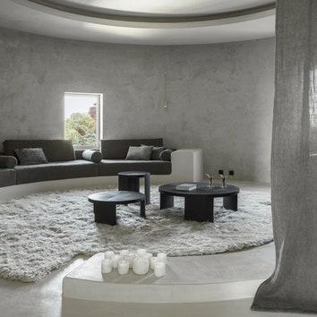 Медитативная квартира в Антверпене