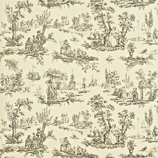 Courting Toile  Sanderson.