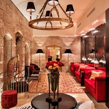 Бутик-отель Villa Brown в Иерусалиме