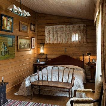 Главная спальня.