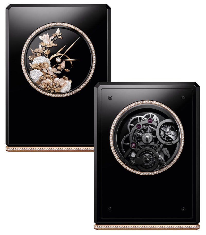 artier Chanel JaegerLeCoultre MBF Lalique