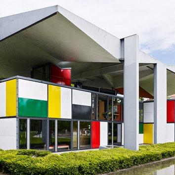 Павильон Ле Корбюзье в Цюрихе открывает новый сезон