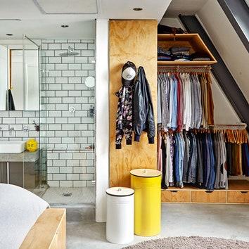 Как оформить гардеробную: 21 идея