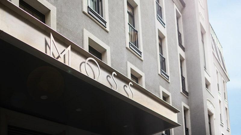 Moss Boutique Hotel      Admagazine