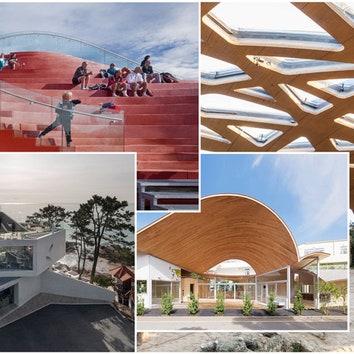 Архитектурные элементы: 5 необычных крыш