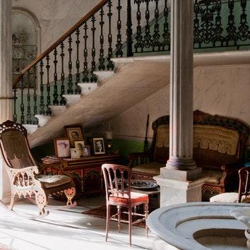 Дом-легенда: дворец Сурсок в Бейруте