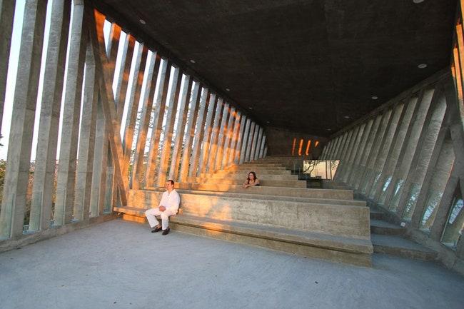 Bunker Arquitectura  Admagazine