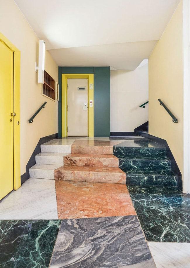 19521956       .     .   Verde Acceglio  Porta Santa Carrara Bardiglio  Carrara Bianco.