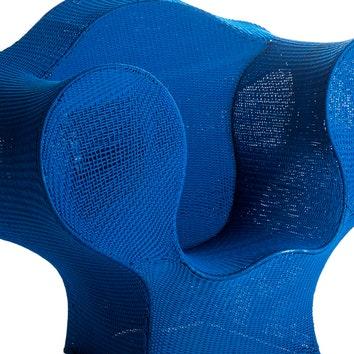 Плетеная версия кресла Рона Арада
