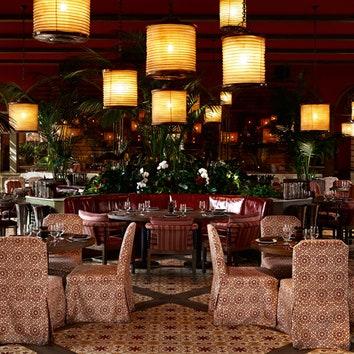 Ресторан по дизайну Мартина Лоренса-Булларда в Калифорнии