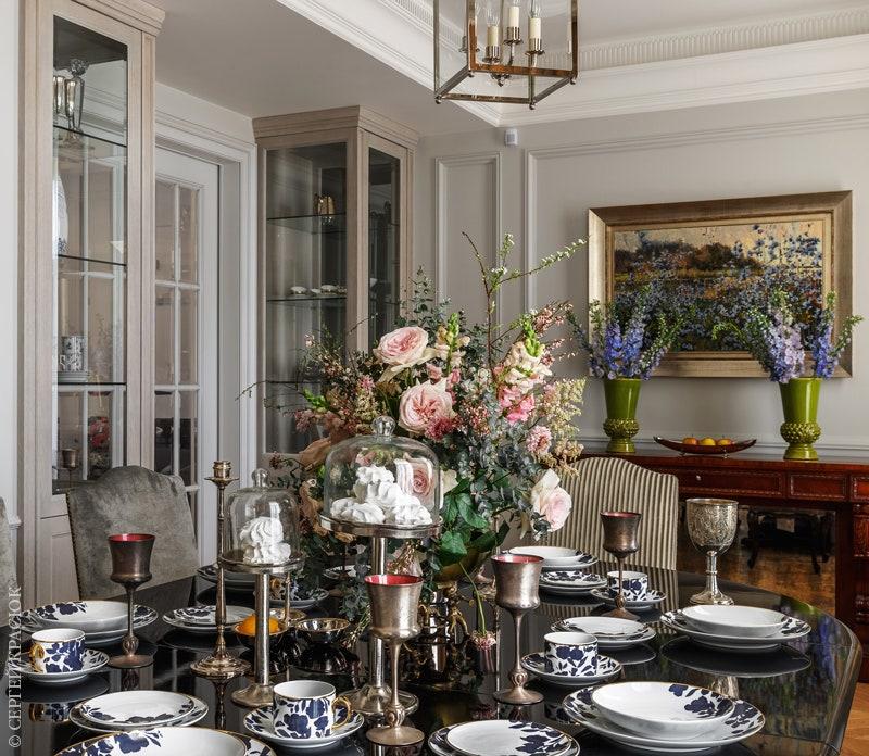 .  Ralph Lauren Home        Virgin's Bloom.         Living.