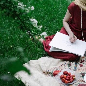 5 советов от Юлии Голавской: про завтрак на траве