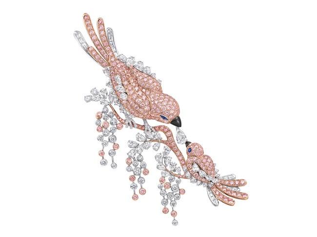 Van Cleef  Arpels Chanel Axenoff Jewellery Dior  Admagazine