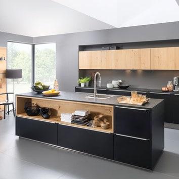 Новинки кухонной фабрики Nolte Küchen