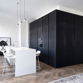 Квартира в Москве, 56 м²
