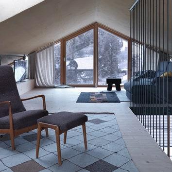 Дом в Итальянских Альпах