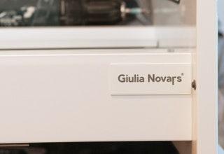 Corian Glacier White Giulia Novars.