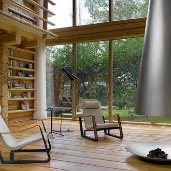 Интерьер с обложки: дом в Подмосковье, 276 м²