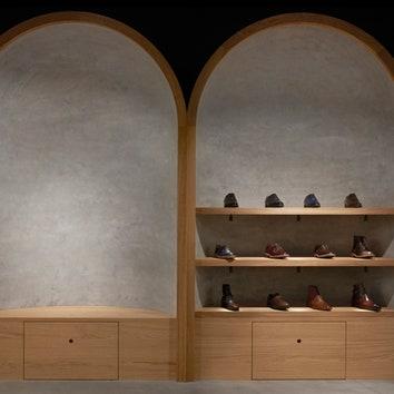 Обувной бутик в Осло