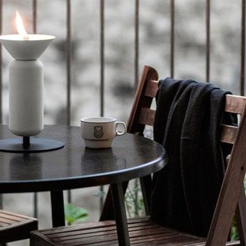 Масляная лампа для XXI века
