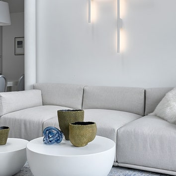 Двухуровневая квартира в Москве, 116 м²
