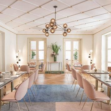 Ресторан в Сингапуре, бюро Takenouchi Webb. Подробнее о проекте читайте по клику на фото. https://admagazine.ru/inter/90700_restoran-v-singapure.php.