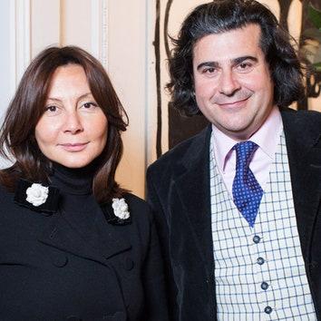 Открытие галереи Лейлы Улуханли в Москве