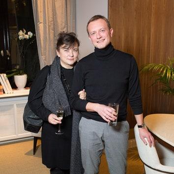 Дизайнеры Ольга Бойкова и Роман Тутушкин.