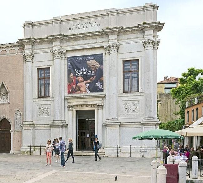 Grandi Gallerie dellAccademia    Wikipedia