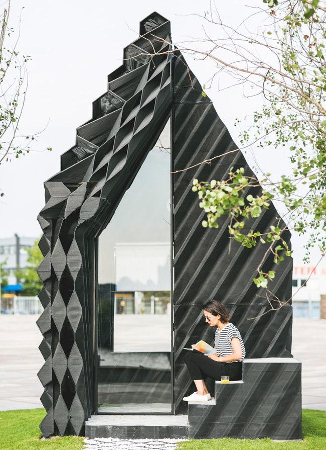3D    DUS architects  Admagazine