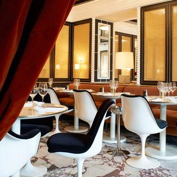 Ресторан Loulou в Париже
